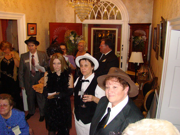 Trying to solve a mystery | Churchtown Inn Bed & Breakfast House