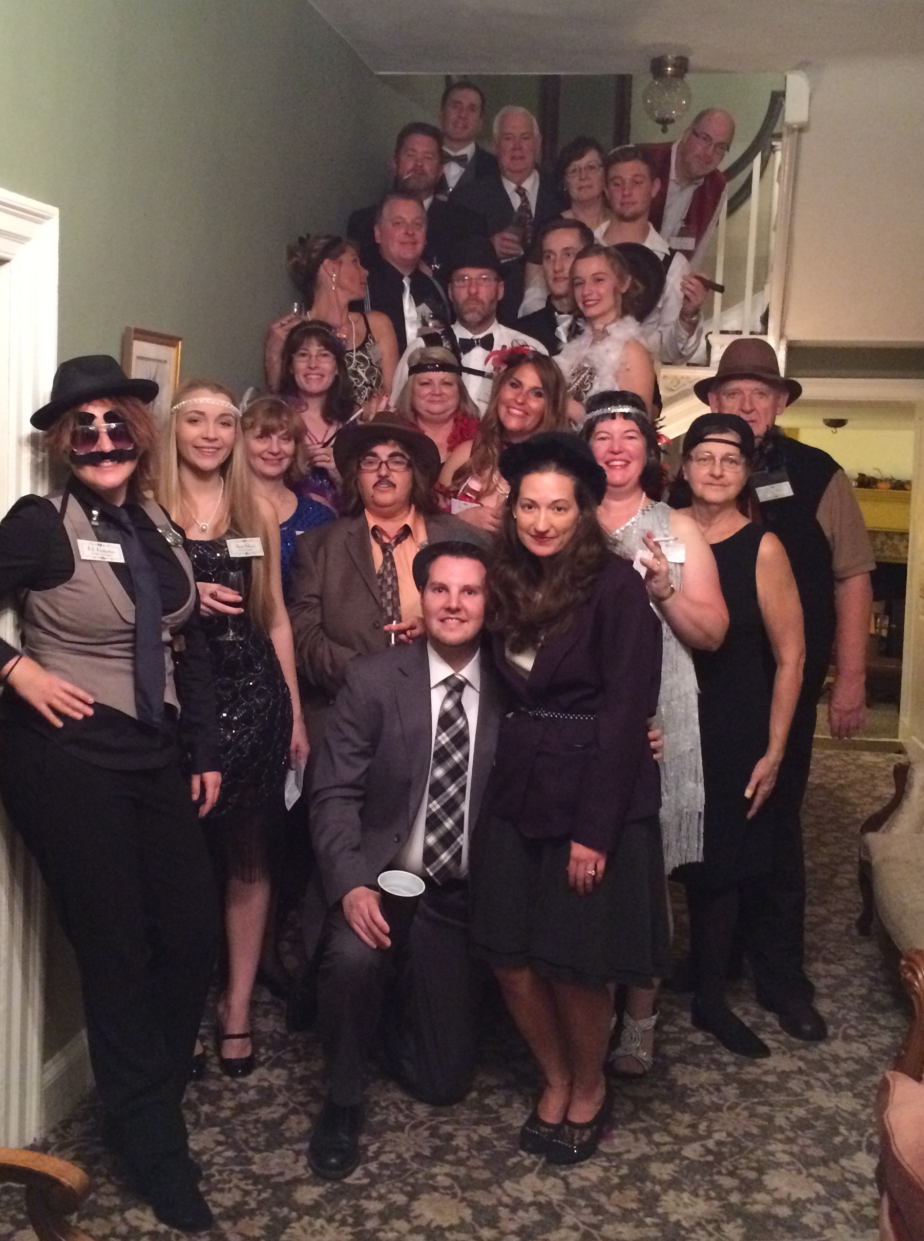 Juice Joint Murder Mystery Group Nov. 2015
