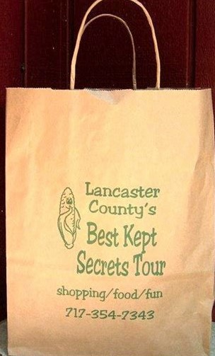 Lancaster Best Kept Secret Bag/Churchtown BB/Lancaster area, PA